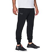 Under Armour Men's Threadborne Fleece Stacked Jogger Pants (Regular and Big & Tall)