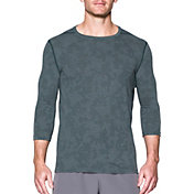 Under Armour Men's Threadborne Utility 3/4 Sleeve Shirt