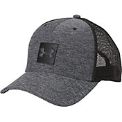 Under Armour Men's Twist Print Pro Trucker Hat