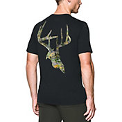 Under Armour Men's Whitetail Skull T-Shirt