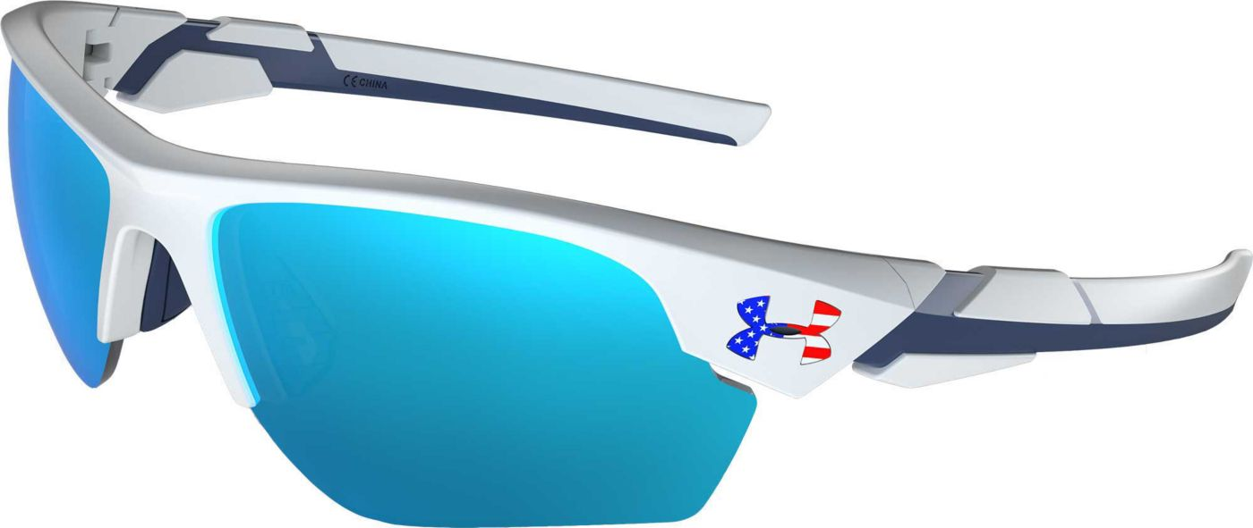 Under Armour Youth Windup Tuned Baseball/Softball Sunglasses
