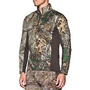 c25c04b014dea Under Armour Men's Base Extreme ¼ Zip Hunting Shirt