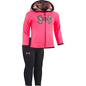 Under Armour Toddler RealTree Logo Hoodie Set