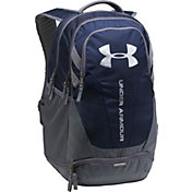 bfcf3ae80d Product Image · Under Armour Hustle 3.0 Backpack · Midnight Navy Graph  ...