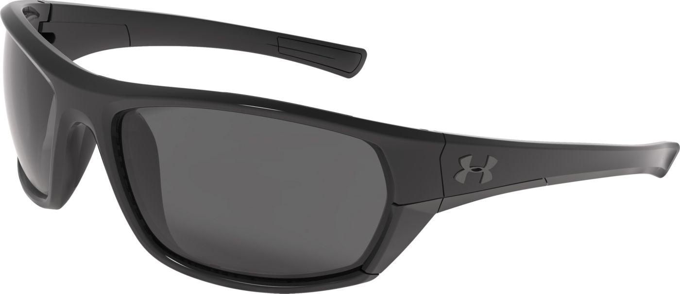Under Armour Men's Powerbrake Storm Polarized Sunglasses