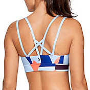 Under Armour Women's Vanish Low Printed Sports Bra