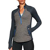Under Armour Women's ColdGear Reactor 1/2 Zip Long Sleeve T-Shirt