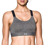 Under Armour Women's Eclipse High Impact Heathered Sports Bra