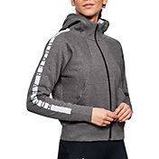 Under Armour Women's Cotton Ridge Fleece Full Zip Hoodie