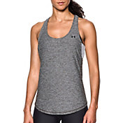 Under Armour Women's Flashy Faux 2-In-1 Tank Top