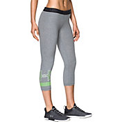 Under Armour Women's Favorite Graphic Capris Leggings