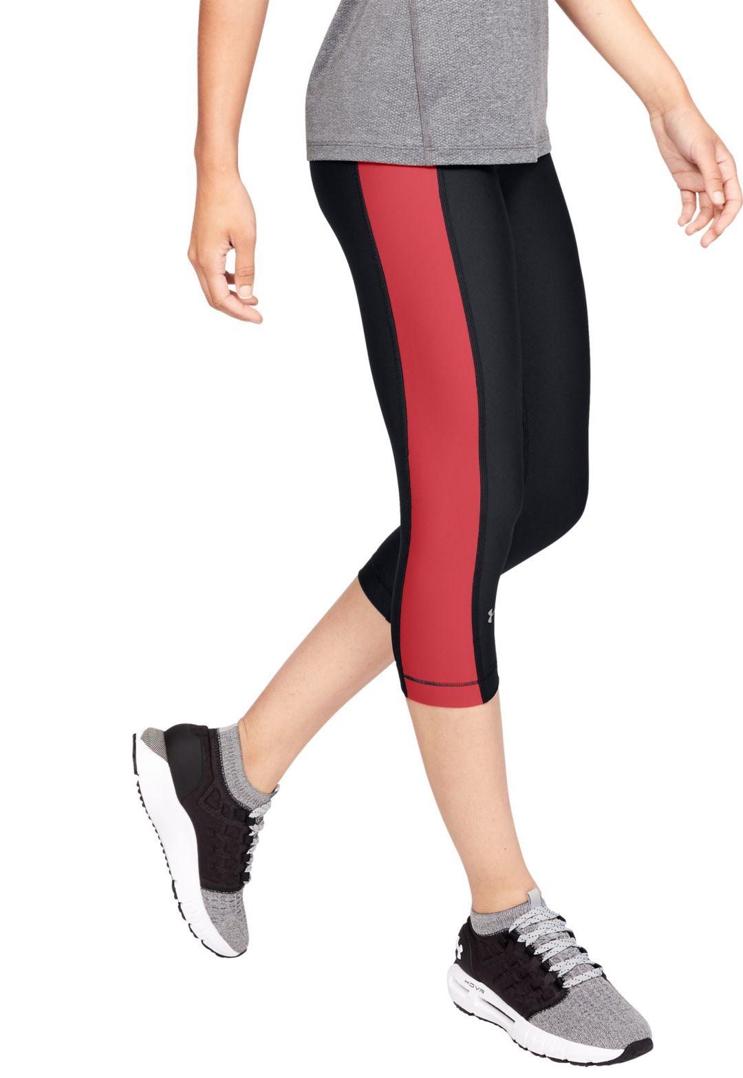 cfd906f2 Under Armour Women's HeatGear Armour Capris