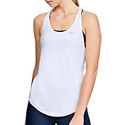 Under Armour Women's Armour Mesh Back Tank Top