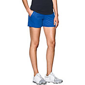 "Under Armour Women's Links 4"" Printed Golf Shorty"
