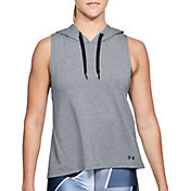 Under Armour Women's Modal Terry Hooded Vest