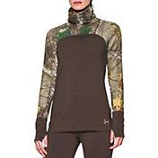 Under Armour Women's Tevo Cozy Neck Hunting Shirt