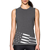Under Armour Women's Americana Flag Graphic Tank Top