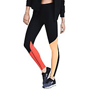 Under Armour Women's Mirror BreatheLux Asymmetrical Hi-Rise Leggings