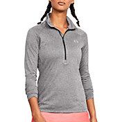Under Armour Women's Tech ½ Zip Long Sleeve Shirt