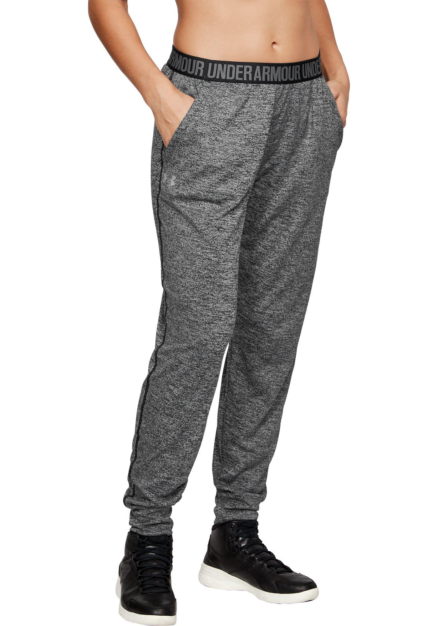 Under Armour Women's Play Up Twist Print Pants