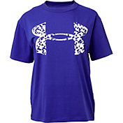 Under Armour Women's Girlfriend Crew Logo T-Shirt