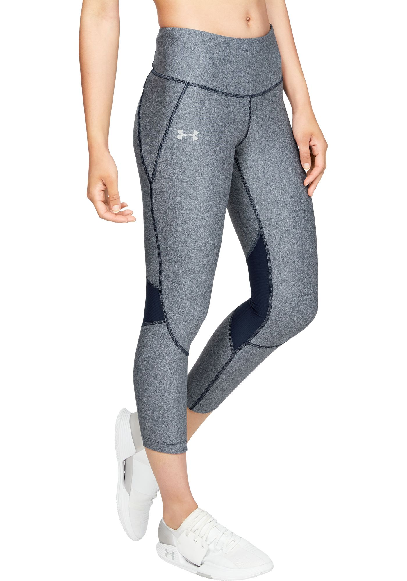 Under Armour Women's Fly Fast Running Cropped Pants