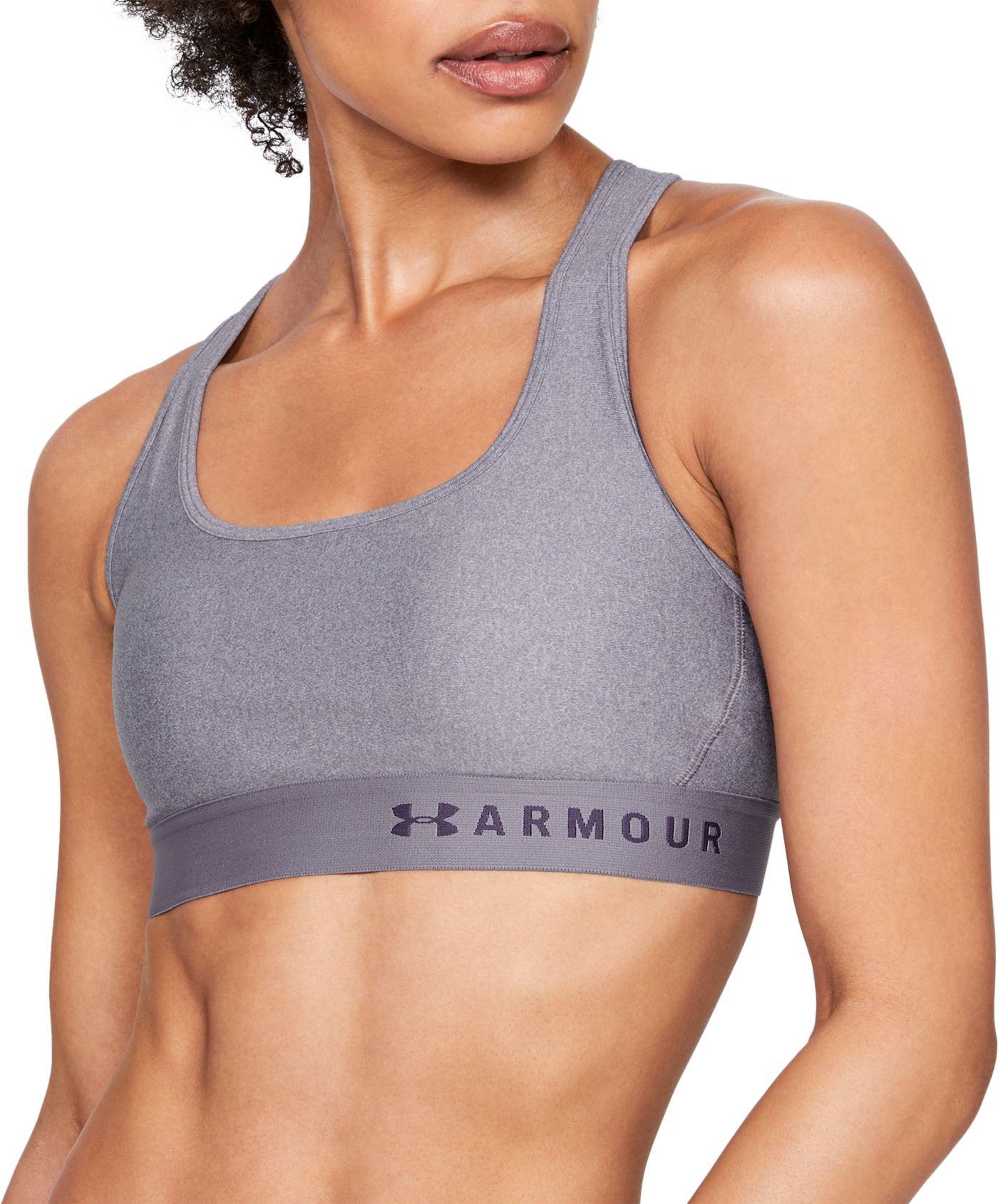 Under Armour Women's Armour Medium Impact Crossback Sports Bra