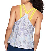 8afd031e968cb Product Image Under Armour Women s Printed Armour Sport Strappy Tank Top