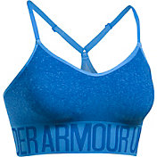 Under Armour Women's Seamless Ombre Printed Sports Bra