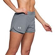 Under Armour Women's Speedpocket 2-in-1 Running Shorts