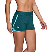 Under Armour Women's Speedpocket 2-in-1 Running Shorts
