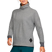 Under Armour Women's Sweater Fleece Funnel Neck Sweatshirt