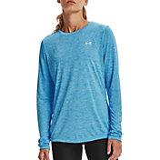 Under Armour Women's Tech Twist Print Long Sleeve Shirt