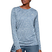 Under Armour Women's Tech Twist Print Long Sleeve Shirt