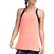 Under Armour Women's Threadborne High Neck Tank Top