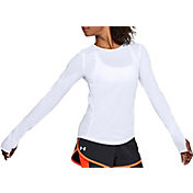 Under Armour Women's Threadborne Swyft Long Sleeve Shirt