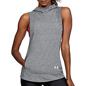 Under Armour Women's Swyft Sleeveless Running Hoodie