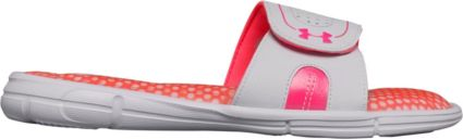 52e092992a5 Under Armour Women s Ignite Power In Pink VIII Slides