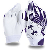 Under Armour Girls' Radar Fastpitch Batting Gloves 2018