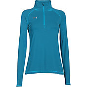 Under Armour Women's Stripe Tech 1/4 Zip