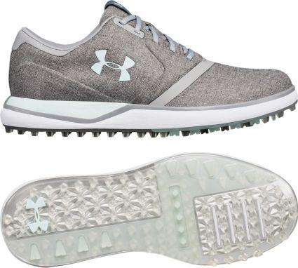 Under Armour Women's Performance SL Sunbrella Golf Shoes
