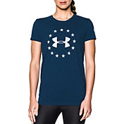 Under Armour Women's UA Freedom Logo T-Shirt