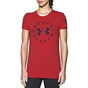 Under Armour Women's UA Freedom Logo T-Shirt