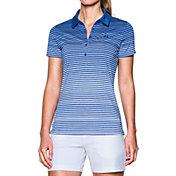 Under Armour Women's Zinger Novelty Golf Polo
