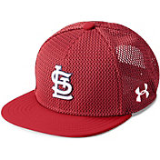 Under Armour Youth St. Louis Cardinals Twist Knit Adjustable Snapback Hat