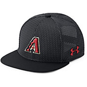 Under Armour Youth Arizona Diamondbacks Twist Knit Adjustable Snapback Hat