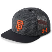 Under Armour Youth San Francisco Giants Twist Knit Adjustable Snapback Hat