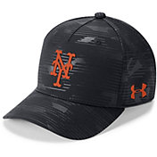 Under Armour Youth New York Mets Storm Adjustable Snapback Hat