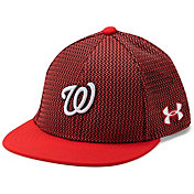 57e5f0dca0f Product Image · Under Armour Youth Washington Nationals Twist Knit  Adjustable Snapback Hat