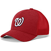 Under Armour Youth Washington Nationals Twist Adjustable Trucker Hat